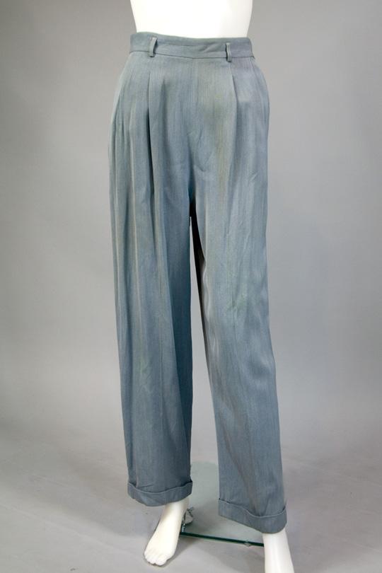 1940s vintage womens pants