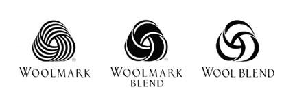 woolmark logos