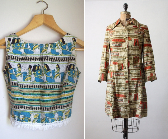 1920s egyptian clothing from etsy