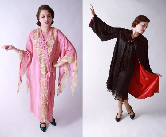 1920s oriental style dresses from etsy