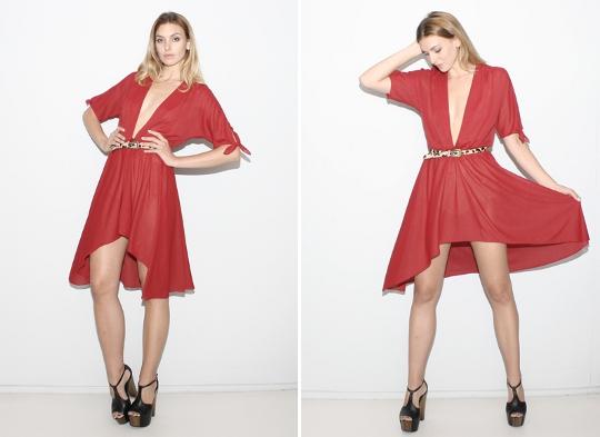 70s disco dress