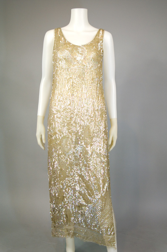 1920s sequin dress