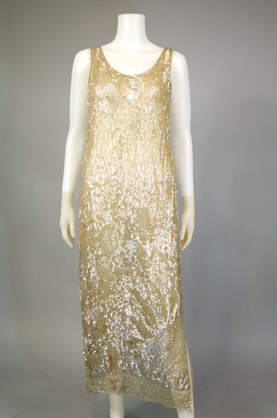 1920s sequin dress