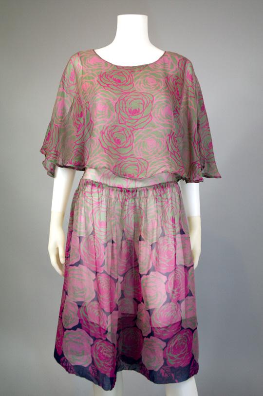 1920s vintage art deco dress