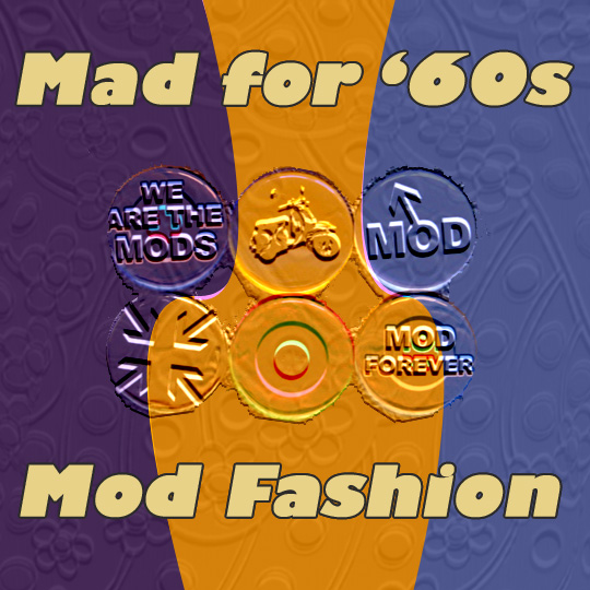 mod fashion trends