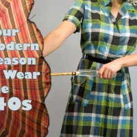 1940s clothing and trends