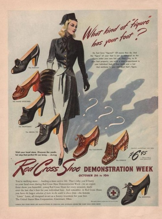 67fed06f74b50 21 Reasons Why You Should Wear the Fashion of the 1940s