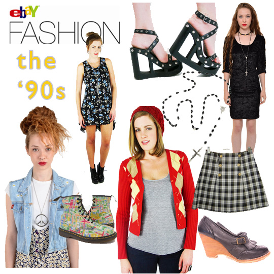 90s fashion trends found on eBay