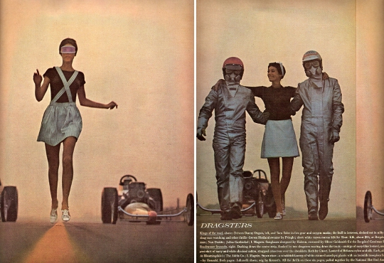 How the Miniskirt Made Fashion History