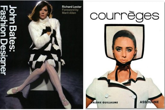 john bates and courreges books