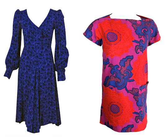 biba vintage fashion from the 1960s