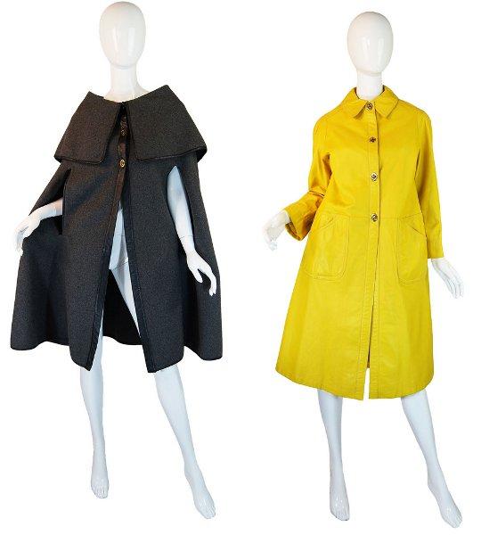 bonnie cashin fashion designer vintage clothing