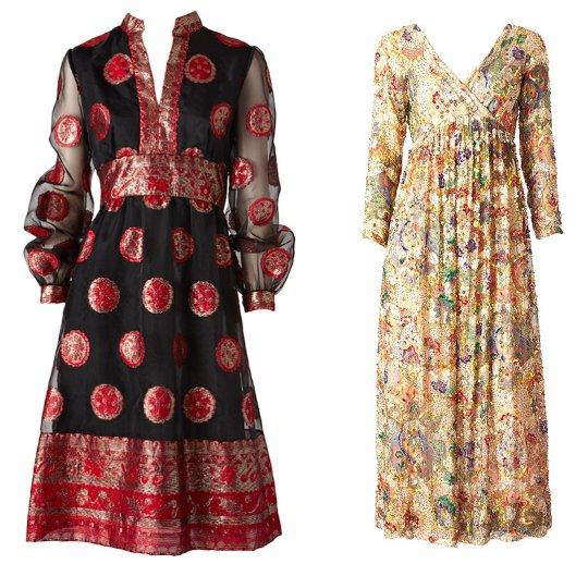 vintage clothing from vintage designer malcolm starr