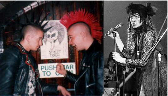 History of the punk subculture  Wikipedia