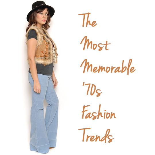 How 1970s fashion trends stand out in history sammy html Fashion trends going out of style