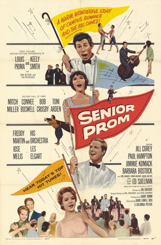 senior prom movie poster