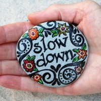 slow down button on etsy