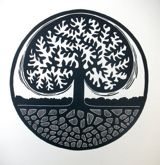 tree of abundance poster
