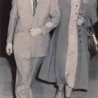 1940s vintage fashion photo