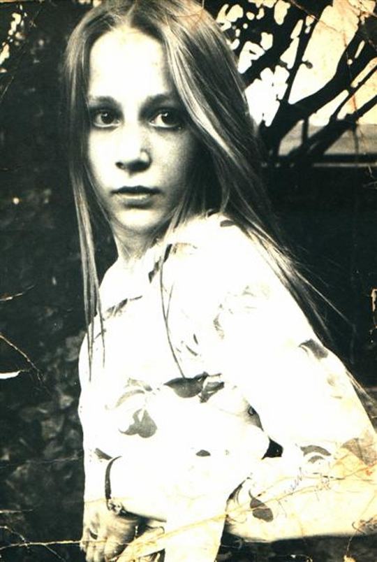 faye de lanty's mother in the 1960s