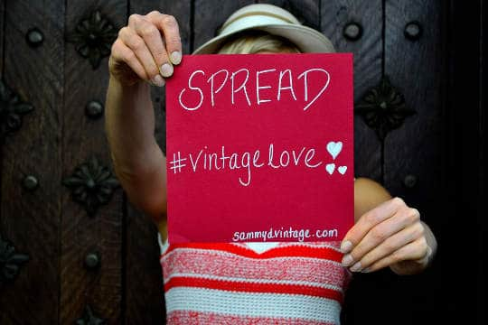 spread vintage love