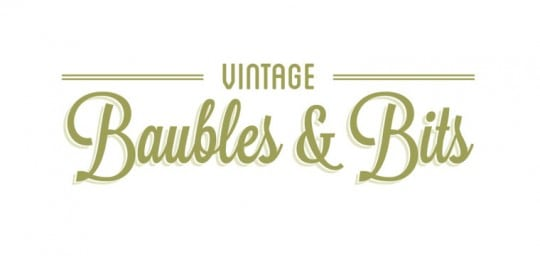 vintage baubles and bits logo