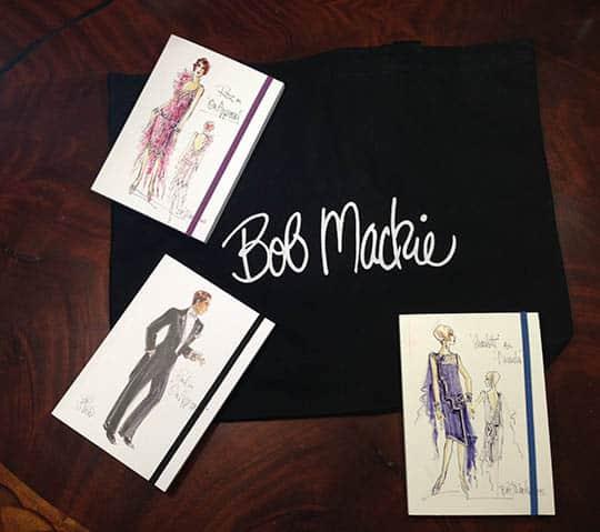 bob mackie notebooks