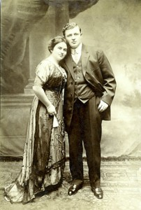 1920s vintage fashion photo