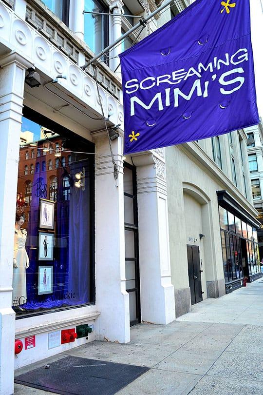 Bob Mackie Party at Screaming Mimis Vintage: Spreading Style, Sequins + #vintagelove