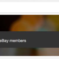eBay talk