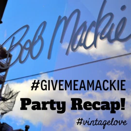 bob mackie party