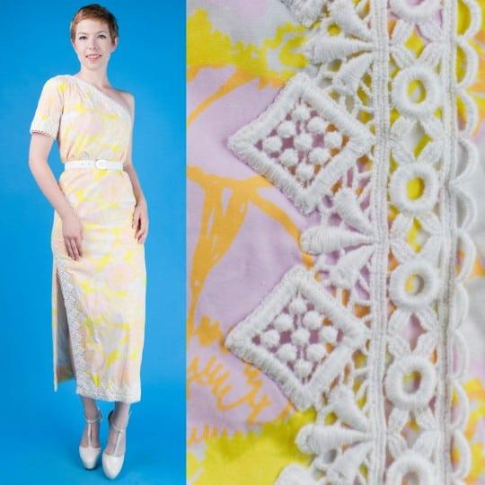 lily pulitzer vintage dress