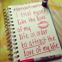 lipstick affirmations