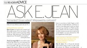 e.jean carroll column in elle magazine