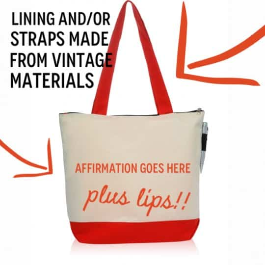 the affirmation tote