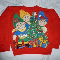U-G-L-Y: Ugly Holiday Christmas Sweaters with S-T-Y-L-E