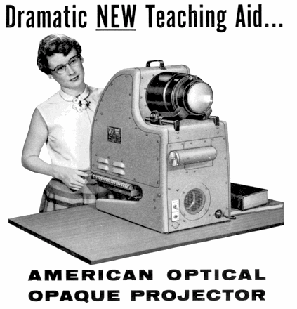 The History of Vintage Projectors