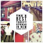 The 5 Best Thrift Stores in New York City: My Secret Picks!