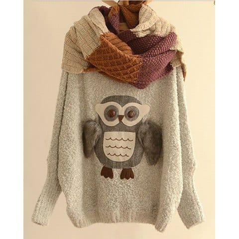 vintage sweater 1