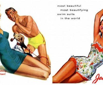 Women's Swimwear Through History