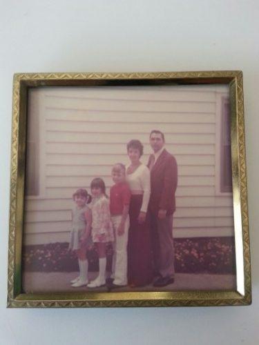 1970s family portrait
