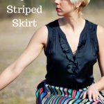 Vintage for the Modern Girl: '60s Striped Skirt