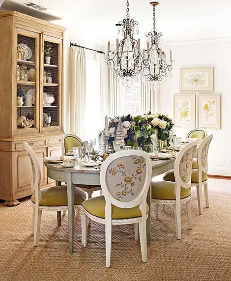 dining room vintage