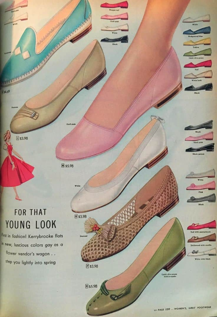a70c42526b966 A Quick Guide to 1950s Pinup Fashion