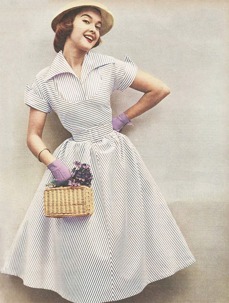 Look fierce and fabulous by bringing back the feminine and high-fashion styles of the s with the help of Unique Vintage. Youll love the way you look in the large, flowing skirts worn over mountains of petticoats that mid-century fashion is known for.