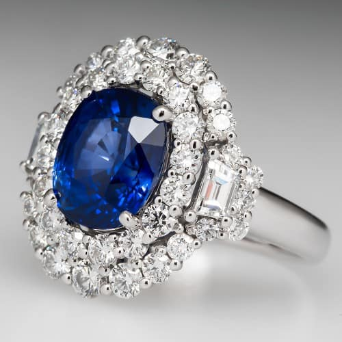The History Of Vintage Sapphire Rings