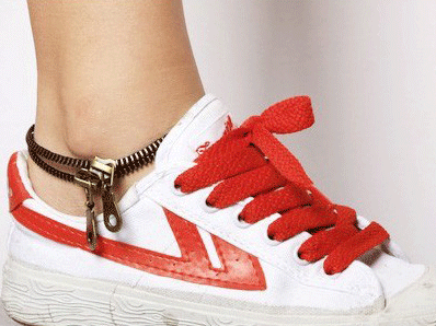 All About That Zipper: History, Fixes, and Designer Inspired Up-Cycling