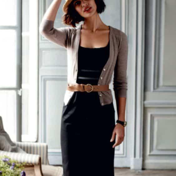 boden dress and belt. bodenusa.com