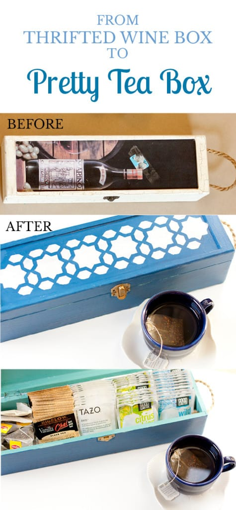 Perfect Project For A Tea Lover