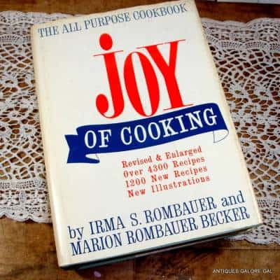 The 5 Best Common Vintage Cook Books That You Should Definitely Buy
